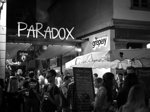PARADOX MEETS GREPERY, ALBANIFEST 2017